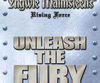 "Yngwie Malmsteen ""Unleash The Fury"" – mėgautis ar peikti?"