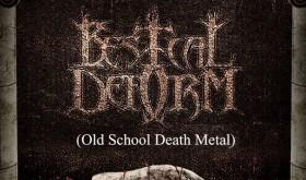 BESTIAL DEFORM, CRYPTS OF DESPAIR