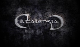 Latvian doom metal band CATALEPSIA recording its first album