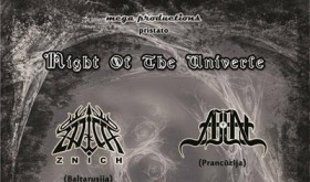 """Night of the universe"""