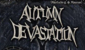 """Autumn Devastation V"" – galingas penktasis kartas"