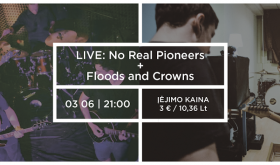 NO REAL PIONEERS ir FLOODS & CROWNS