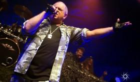 Ponas vokiečių metalas U.D.O penktą kartą griaudėjo Vilniuje