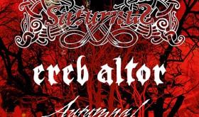 Vilniuje koncertuos danų doom metalo pažiba SATURNUS