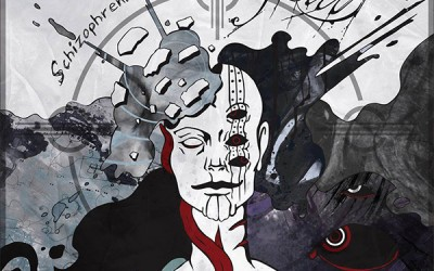 "NRCSSST ""Schizophrenic Art"" – pavėluotas ""trendinio"" leidinio grožis"