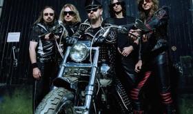 """Metalo dievai JUDAS PRIEST į Vilnių atsiveš """"pragaro motociklą"""""""