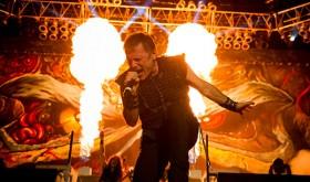 Metalo legendos IRON MAIDEN kitąmet surengs pirmąjį koncertą Lietuvoje