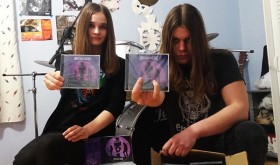 "Debut album of HELLHOOKAH ""Endless Serpents"" released as CD"