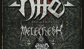 "Metal legends ""Nile"" and ""Melechesh"" to play in Riga at the end of March"