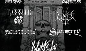 """Festivalis """"True & Evil 2016"""""""