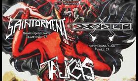 """""""Mixed Metal Arts Show Off"""""""