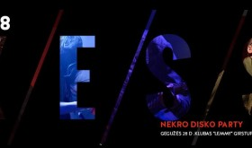 """Nekro Disko party"" su XESS"