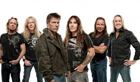 Legendinė metalo grupė IRON MAIDEN – jau Lietuvoje