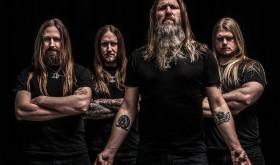 Sunkiosios muzikos vikingai AMON AMARTH gruodį koncertuos Vilniuje