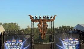 """Wacken Open Air 2015"" – sold-out rekordas, pasaulinis purvynas ir kita velniava"