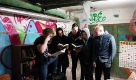 MCLOUD atvirai apie savo paskirtį, Selą ir muziejinį undergroundą