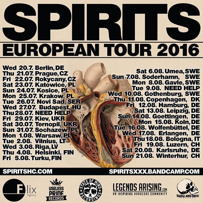 Spirits-poster