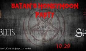 """Satan's Honeymoon Party"""