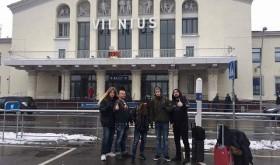 Švedijos rokerių SABATON koncertas organizatoriams tapo adrenalino kupinu nuotykiu