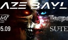 BLAZE BAYLEY, THUNDERTALE, SUTEMON