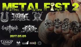 """""""Metal Fist 2"""""""