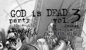 """GOD is DEAD party"" Vol.3"