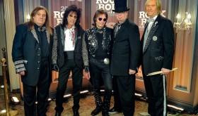 Alice Cooper grupė koncertavo su originalios sudėties muzikantais