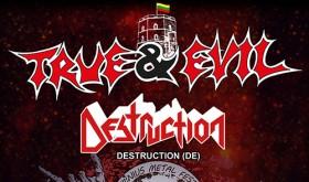 """True & Evil 2017 – Vilnius Metal Festival"" – šį šeštadienį"
