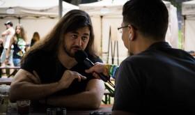 """""""Audronaša"""" apie žmonijos baisumus pakalbėjo su JAV thrash metalistais WARBRINGER"""