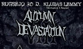 """""""Autumn Devastation VIII"""""""
