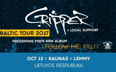 CRIPPER Baltijos turas 2017