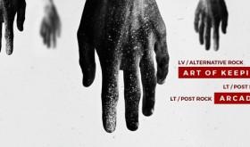 AUTISM, ARCADIA REPEATS, ART OF KEEPING SECRETS