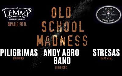 """""""Old School Madness"""""""