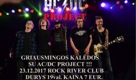 Griausmingos Kalėdos ir AC/DC project
