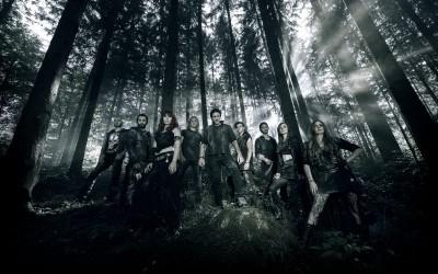 Kalėdinę savaitę Lietuvoje koncertu pradės šveicarai ELUVEITIE su dviejų grupių palyda
