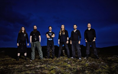Vikingų palikuonys islandai SKALMOLD su bičiuliais koncertuos Lietuvoje