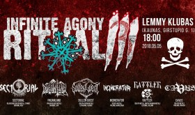 """Infinite Agony Ritual 3"" - Kaunas"