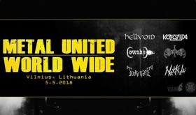 """Metal United World Wide"""