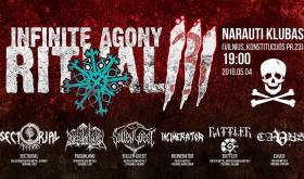 """Infinite Agony Ritual 3"" - Vilnius"