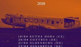HELLHOOKAH leisis į pavasarinį koncertinį turą po Europą