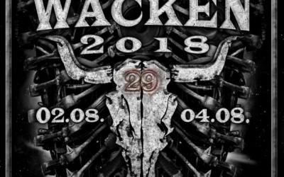 """""""Wacken Open Air 2018"""""""