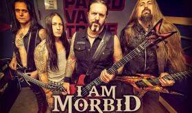 """Audronaša"" kalbins death metalo legendą Davidą Vincentą iš I AM MORBID"
