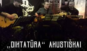 DIKTATŪRA akustiškai
