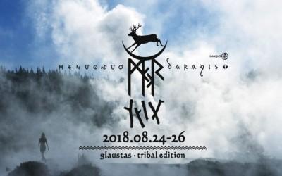 Mėnuo Juodaragis XXI festivalis