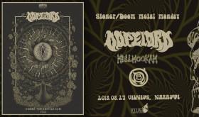 Stoner/Doom metalo pirmadienis