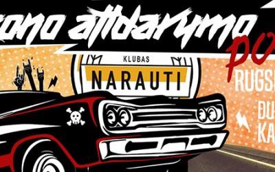 """""""nArauti"""" sezono atidarymas"""