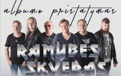 RAMYBĖS SKVERAS
