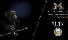 """MOUNTAINSIDE albumo """"Hidden In Light"""" pristatymas"""