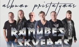 Lapkritį RAMYBĖS SKVERAS pristatys studijinį albumą