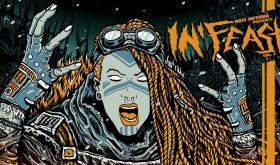 """Metalo bei pankroko taškalų festivalis """"In'Feast Vol. 3"""""""